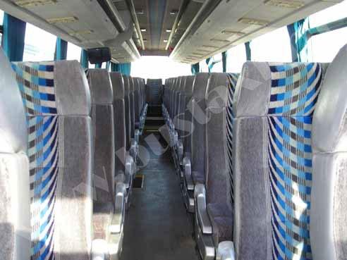 Аренда автобусов Setra 215HD - 49+1 мест