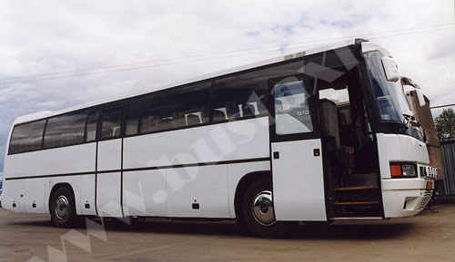 Аренда автобуса Volvo B10M