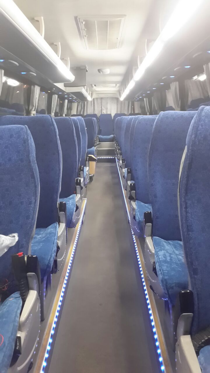 Аренда автобуса Higer KLQ 6129 - 47+1 места