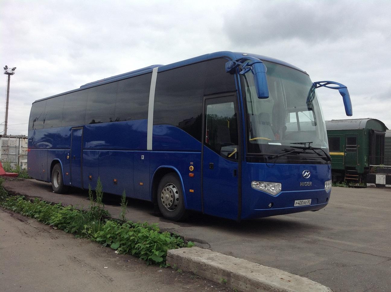 Аренда автобуса Higer KLQ 6129 - 48 мест
