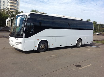 Аренда автобуса Higer KLQ 6129 - 50 мест