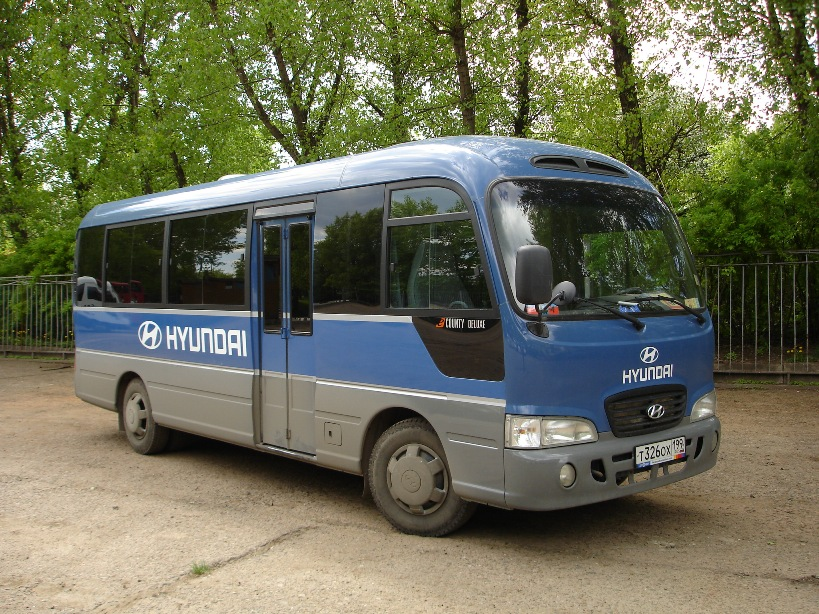 Аренда автобуса Hyndai County - 28 мест