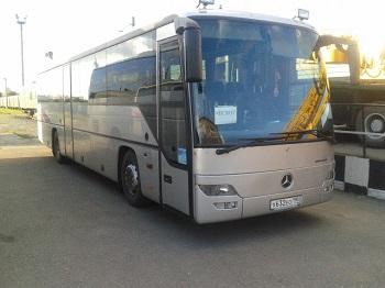 Аренда автобуса Mercedes 560