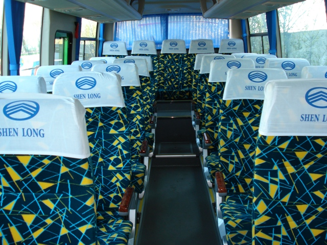 Аренда автобуса Shen Long