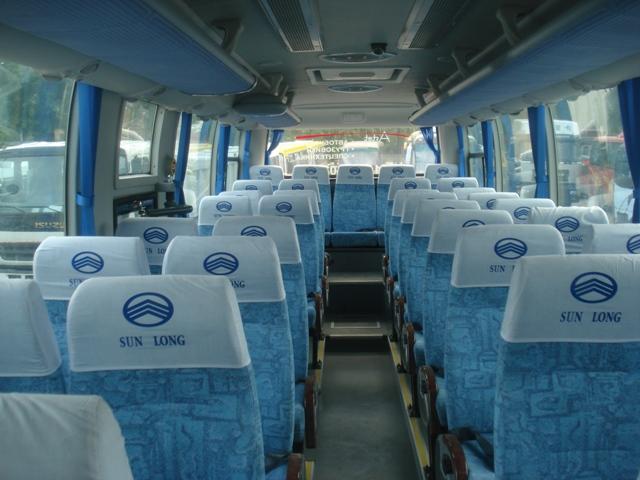 Аренда автобуса Sun Long - 49+1 места