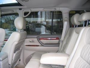Прокат автомобиля с водителем: Джип Тойота Лексус LX470
