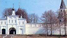 Экскурсия в Александров (Александровская слобода)