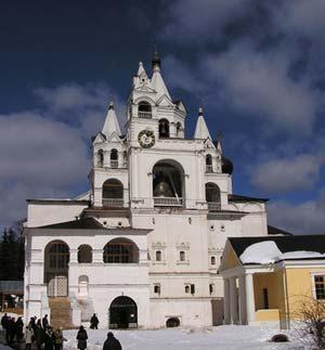 Экскурсия в город Звенигород