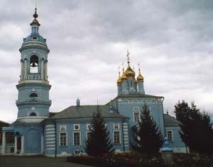 Экскурсия в город Коломна