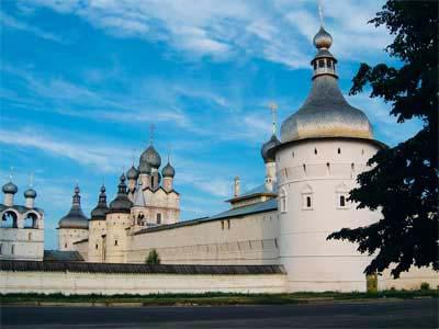 Ростов Великий - один из древнейших русских городов- известен с 862 года.