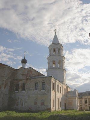 Экскурсия в город Торжок (Борисоглебский монастырь)