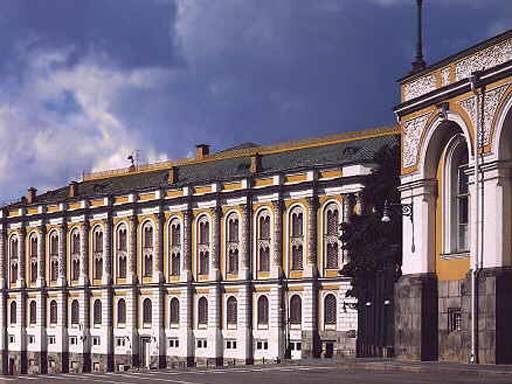 Кремль - Оружейная Палата - Алмазный Фонд