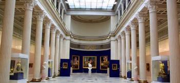 Экскурсия в музей изобразительных искусств им. Пушкина