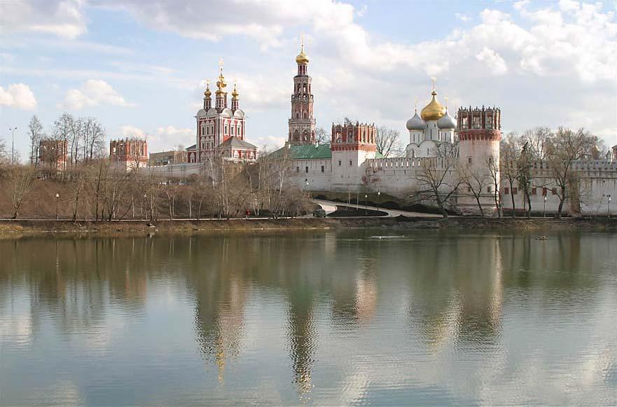 Фотографии новодевичий монастырь