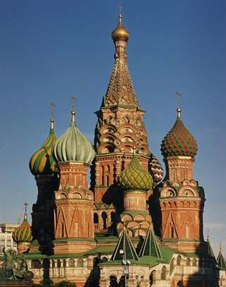 Государственный Исторический музей и Покровский собор