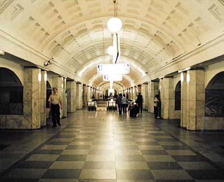 Мир Московского метро