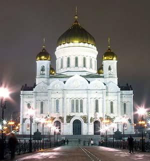 Экскурсия Ночная Москва - Огни Москвы