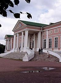 Экскурсия в усадьбу - музей Коломенское