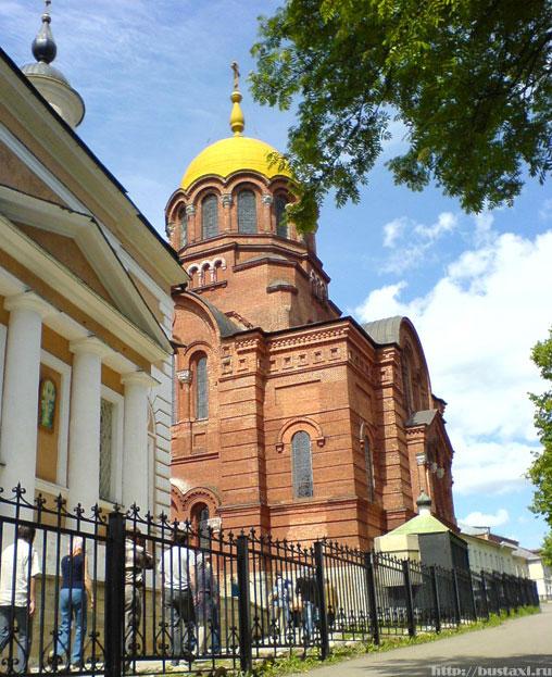 Экскурсия в Сергиев Посад (Троицко-Сергиева Лавра + 2 храма)